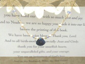 ブルーオパール ・・Necklace・・の画像