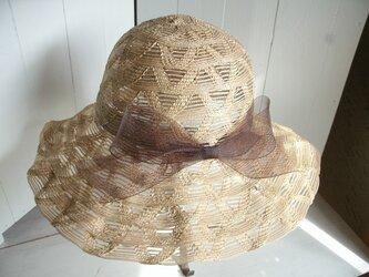 ブレードの夏帽子の画像