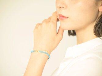 アーバン ターコイズ ブレスレット Urban Turquoise Bracelet B0018の画像