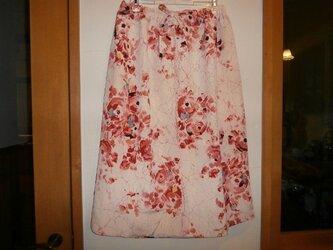 アンティーク着物 スカートの画像