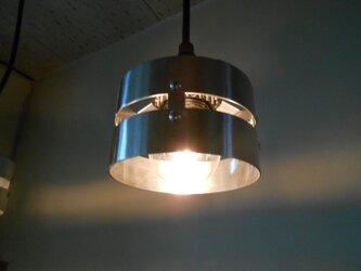 ステンレス ランプシェード(筒)の画像
