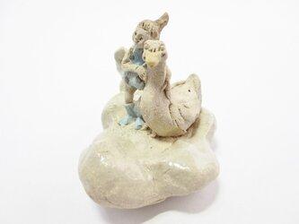 くものりトリ -白鳥-の画像
