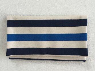懐紙、通帳いれ marine blueの画像