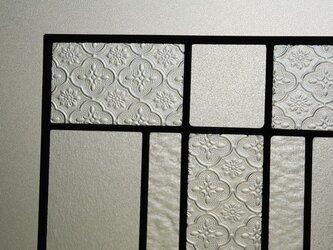 ステンドグラスパネル ー1の画像