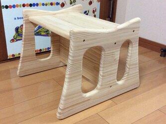 こどものための三面テーブルチェア【送料無料】の画像