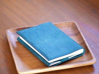 ブックカバー四六判 カラーオーダーの画像