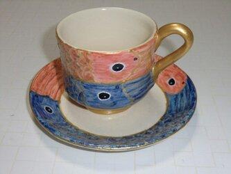 こいのぼりカップ&ソーサの画像
