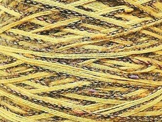 コットン・ネップ糸 ミックスカラー 139 gの画像