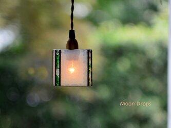 Moon Drops Lamp P3  ホワイトキューブの画像