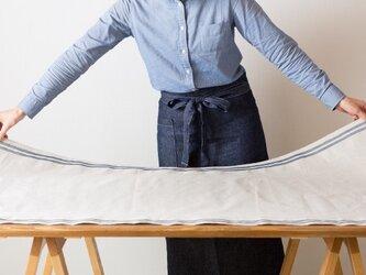 【オーダーメイド】65×140cm リネンマルチクロス (全10色)の画像