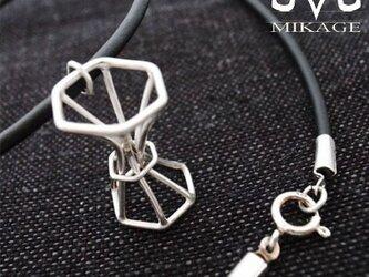 HEX Pendant:HEX銀925ペンダント(御影宝飾工房)の画像