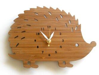 Decoylabの掛け時計 HEDGEHOGの画像