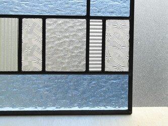 ステンドグラスパネル ー2の画像