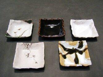 陶板小 五枚組の画像