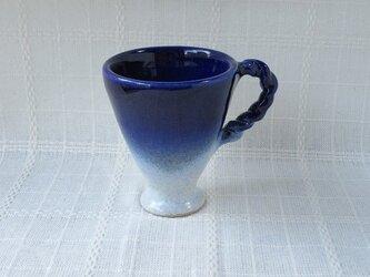 一寸小振りの爽やかカップの画像