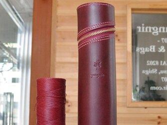 円筒型ペンケース No.3 ブッテーロの画像
