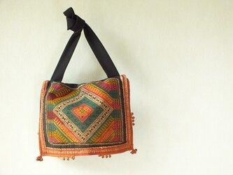 伝令鞄・タイダム族の古布からの画像