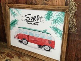 California surf ポスターの画像