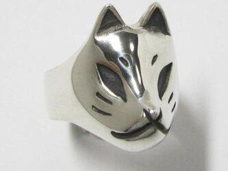 狐面(きつねめん)PINKY RING フリーサイズの画像