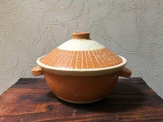 小さい土鍋の画像