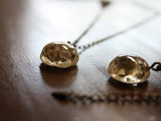 コットンブッシュのネックレスの画像