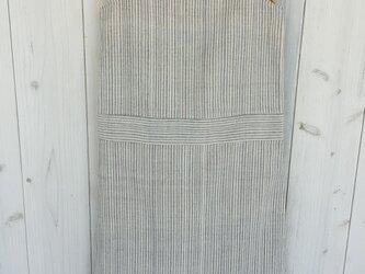 ワンピース ラオス手織り 11号の画像