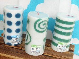 KIRIE candle【虫よけタイプ】の画像