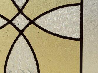 ステンドグラスパネル ー3の画像