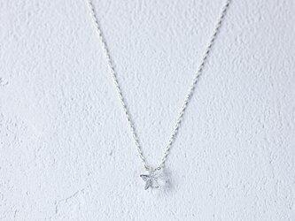 ほしのネックレス  (シルバー)の画像