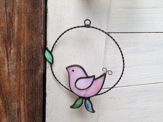 小鳥の飾り(yoshiko yano)の画像