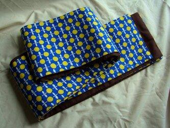 【セール中】半幅帯02 レモンの画像