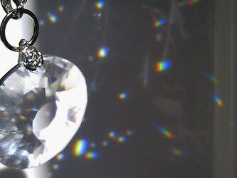 スワロフスキー・サンキャッチャー(バッグチャーム)の画像