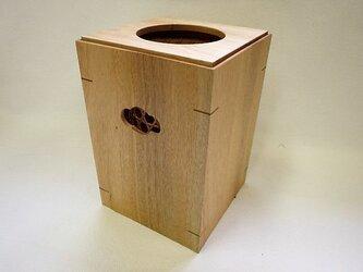 和室向き ごみ箱の画像
