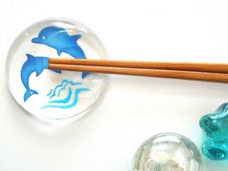 イルカの箸置き - 訳あり品 -の画像