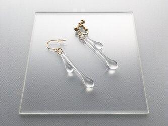 -Drop- long double pierce/earringの画像