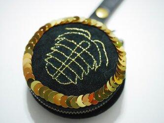 コインケース 三葉虫の画像