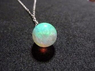 ネックレス 虹のしずくS (1.4cm) 液体結晶の画像