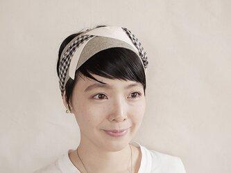NEW▷patchwork turban <ss 3cloth-026>の画像