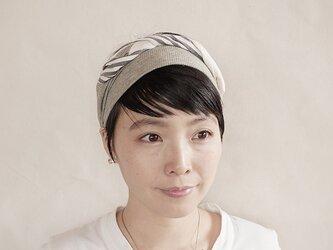 NEW▷patchwork turban <ss 3cloth-027>の画像