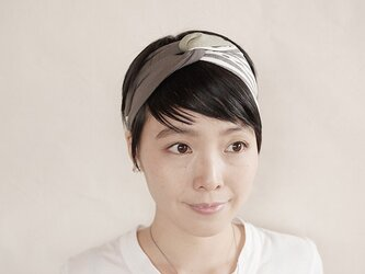 NEW▷patchwork turban <ss 3cloth-035>の画像