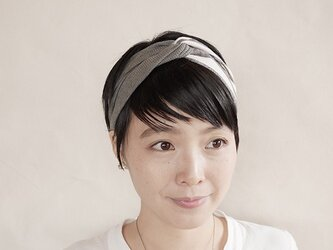 NEW▷patchwork turban <ss 3cloth-036>の画像