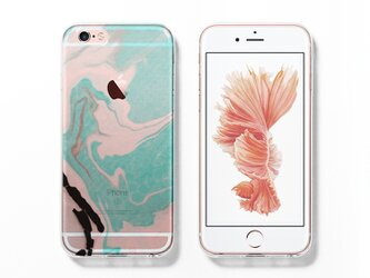 iPhone 7 / 7+ / SE / 6 / 6S / 6+ / 6S+/ 5s ソフト ケース  メラクリア 756の画像