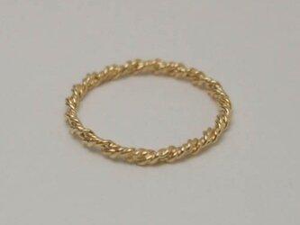 twist ring gd【FR125】の画像