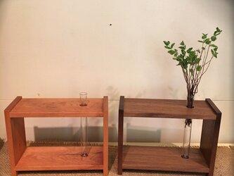 試験管の花器(BOX型 S)の画像