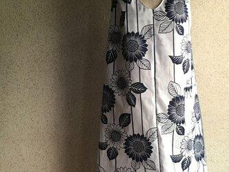 浴衣地ワンピース 160816-03の画像