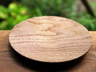 クリのパン皿の画像