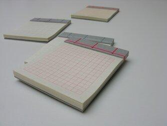 楚々 和綴じ帳Sサイズ 4色セットの画像