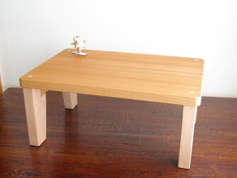 キッズテーブル・踏み台(小)の画像