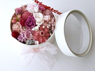 ご結婚お祝いやプレゼントに♡フラワーボックスの画像