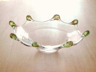 グリーンリップ皿【再販】2の画像